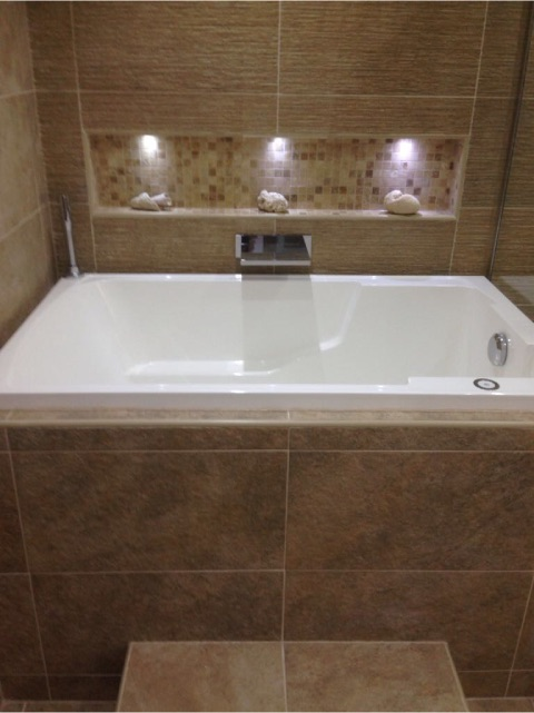 Bespoke bathroom suite fitting in Oldham, Royton, Shaw