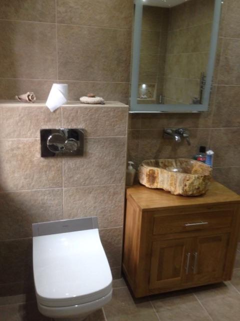 New Bathrooms in Royton, Oldham, Shaw