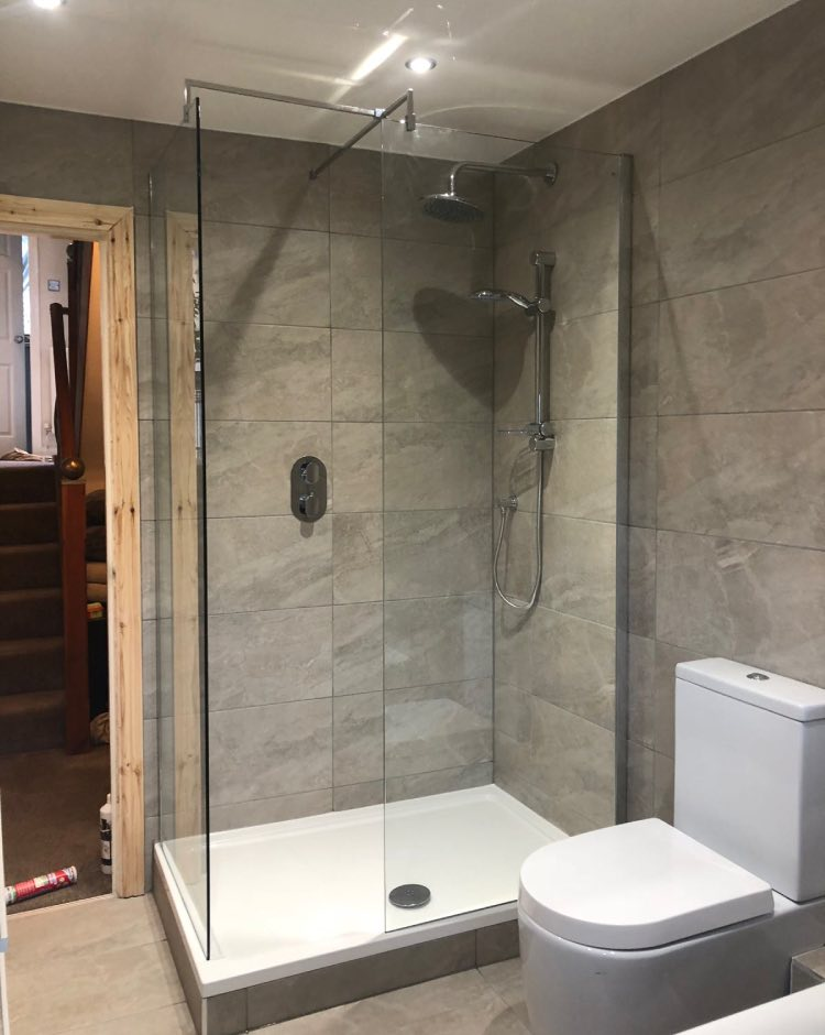Bathroom installation in Haslingden