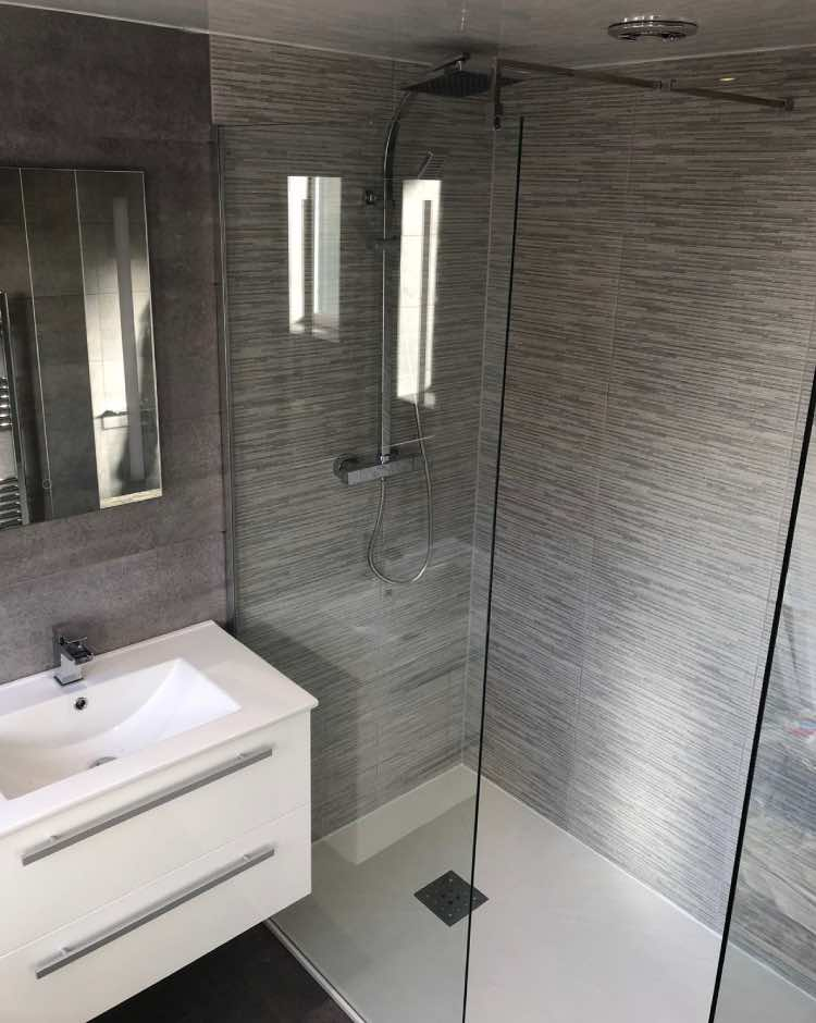 Bathroom refurbishment in Oldham