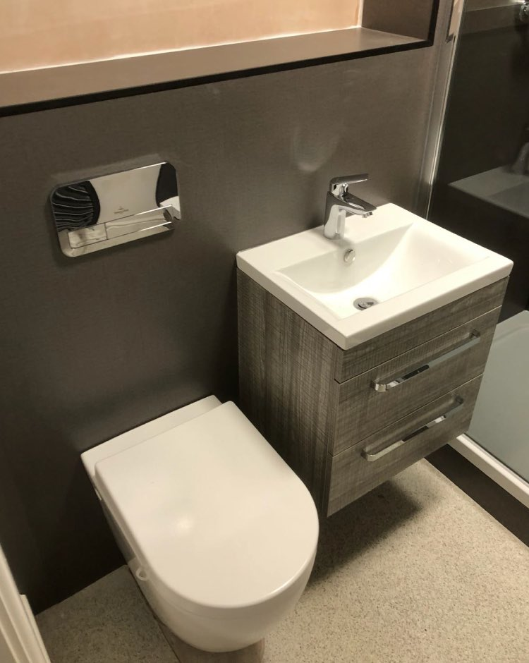 Shower Room in Bury