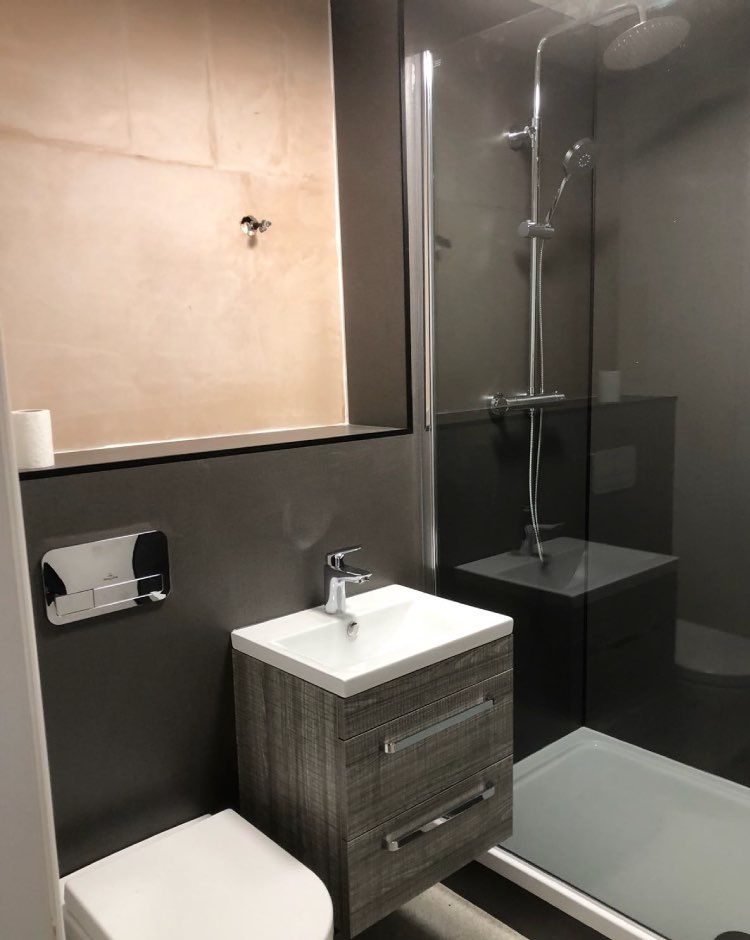 Shower Room in Bury