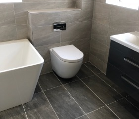 Bathroom installation in Oldham, Royton, Shaw