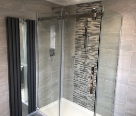 New Bathrooms in Royton, Oldham, Shaw