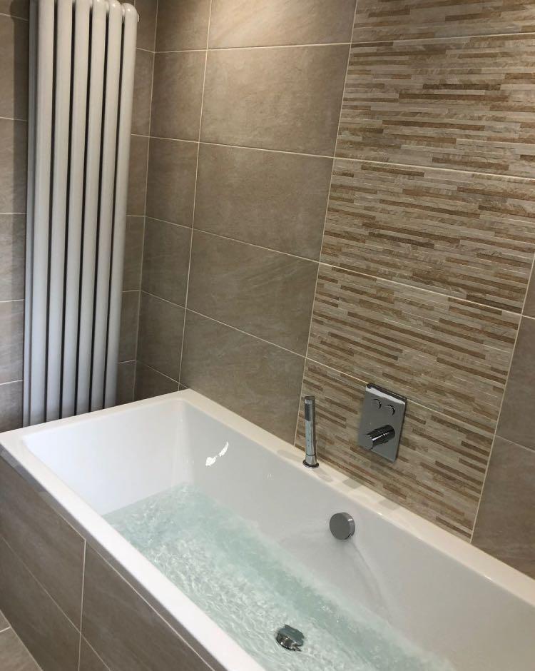 New Bathroom installation in Shaw