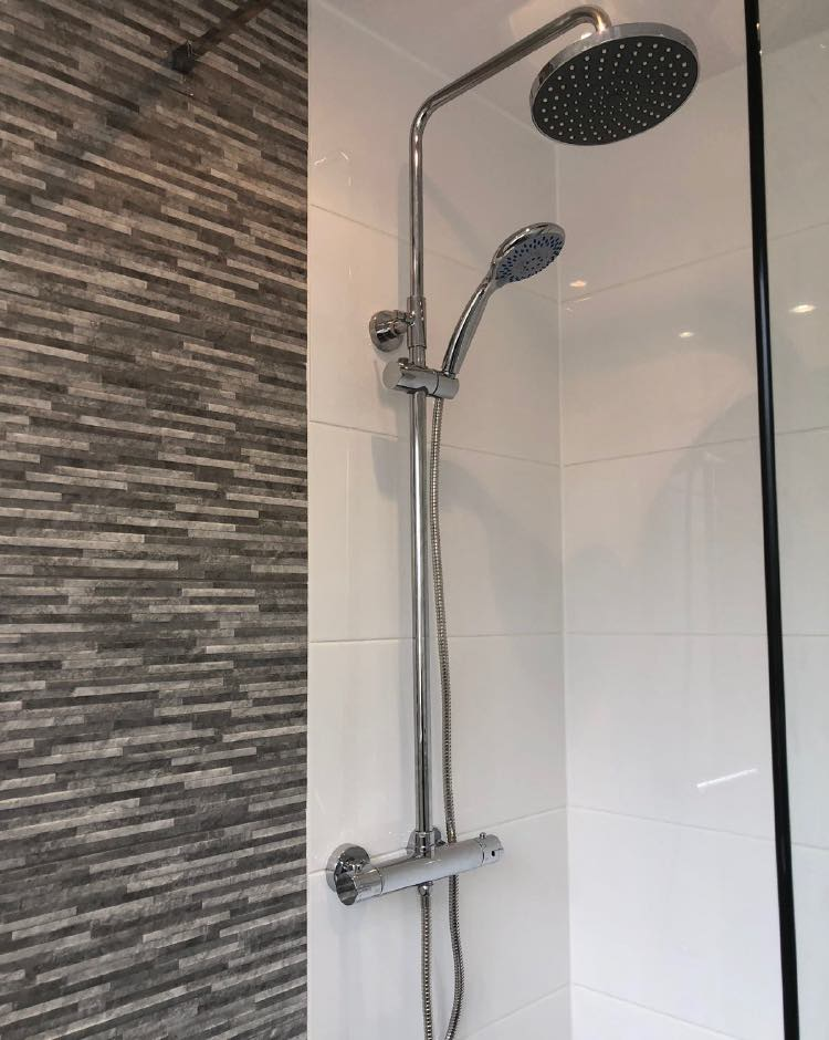 Walk in Shower Room in Shaw