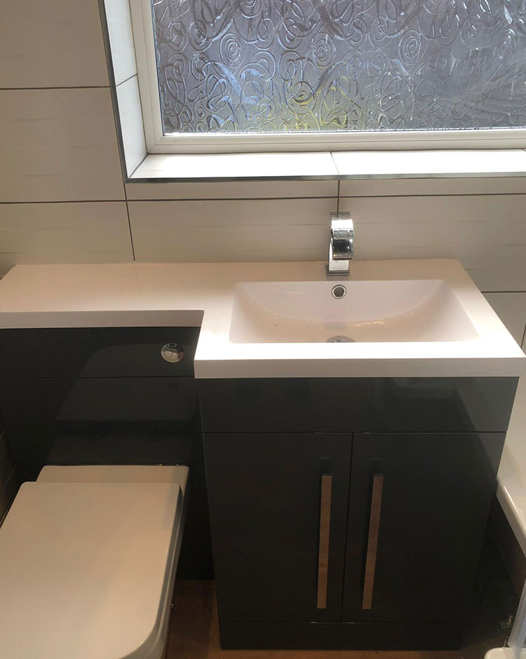 Bathroom Renovation Shaw