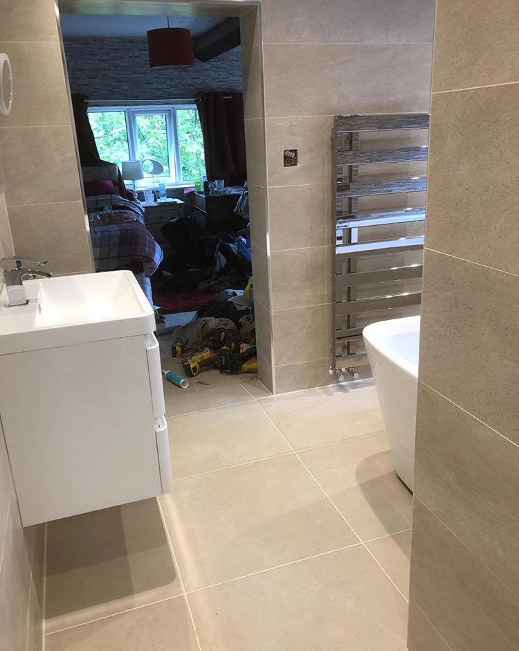 Bathroom Renovation Thorpe