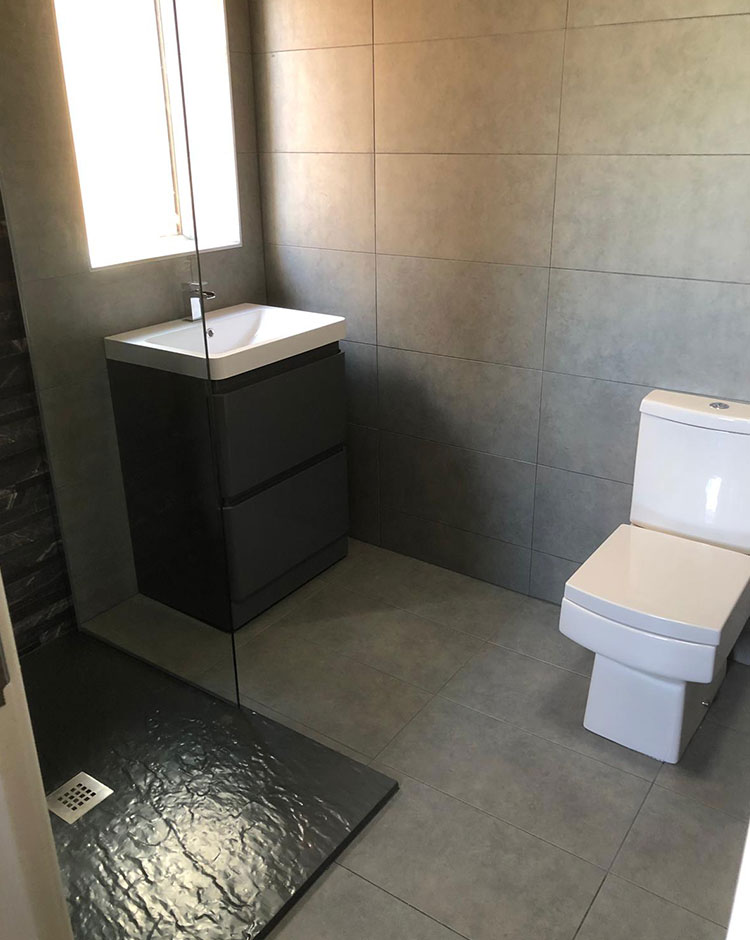 New Bathroom and En-Suite Whitworth