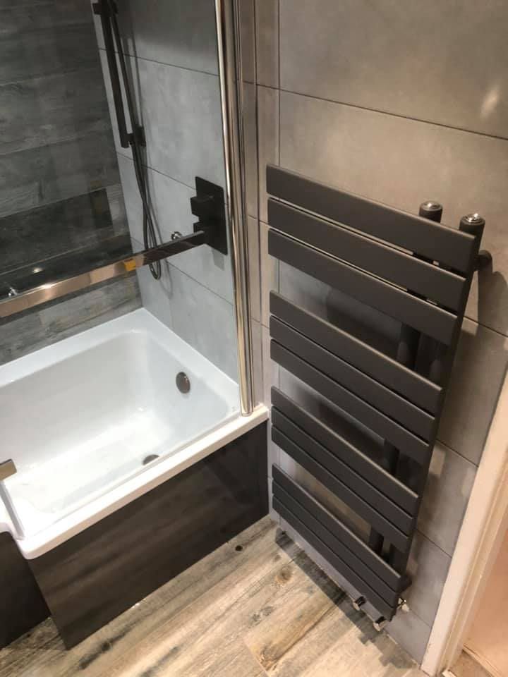 New Fitted Bathroom in Royton